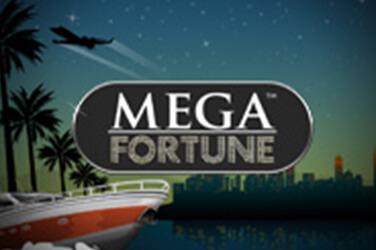 Mega Fortune Nettikasino
