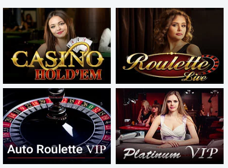 Royal Spinz live casino