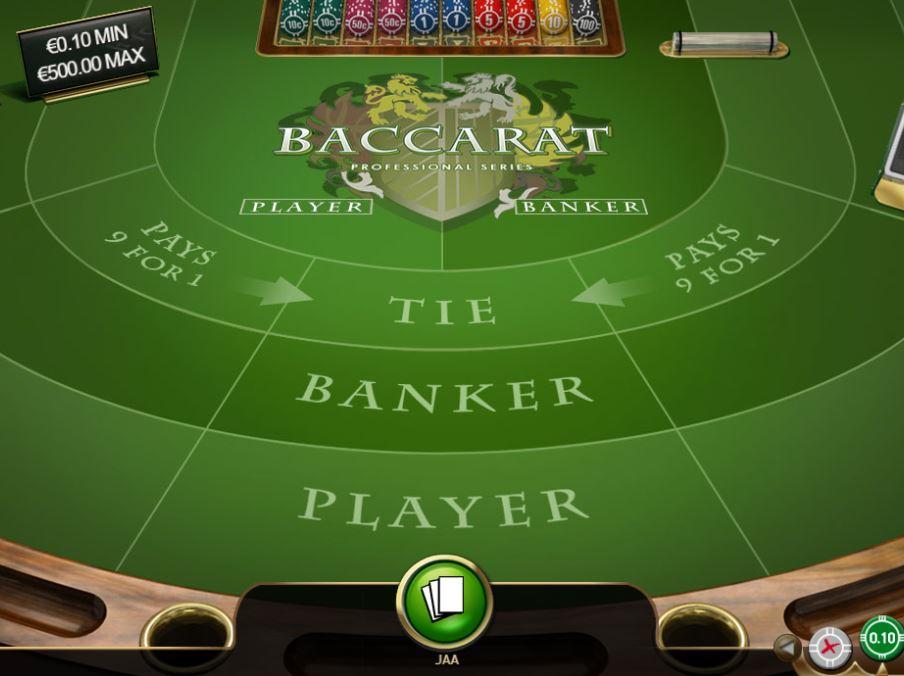 Baccarat -peli